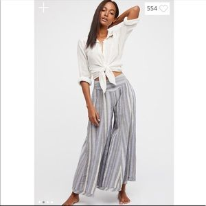FREE PEOPLE BLAIRE PULL ON PANTS